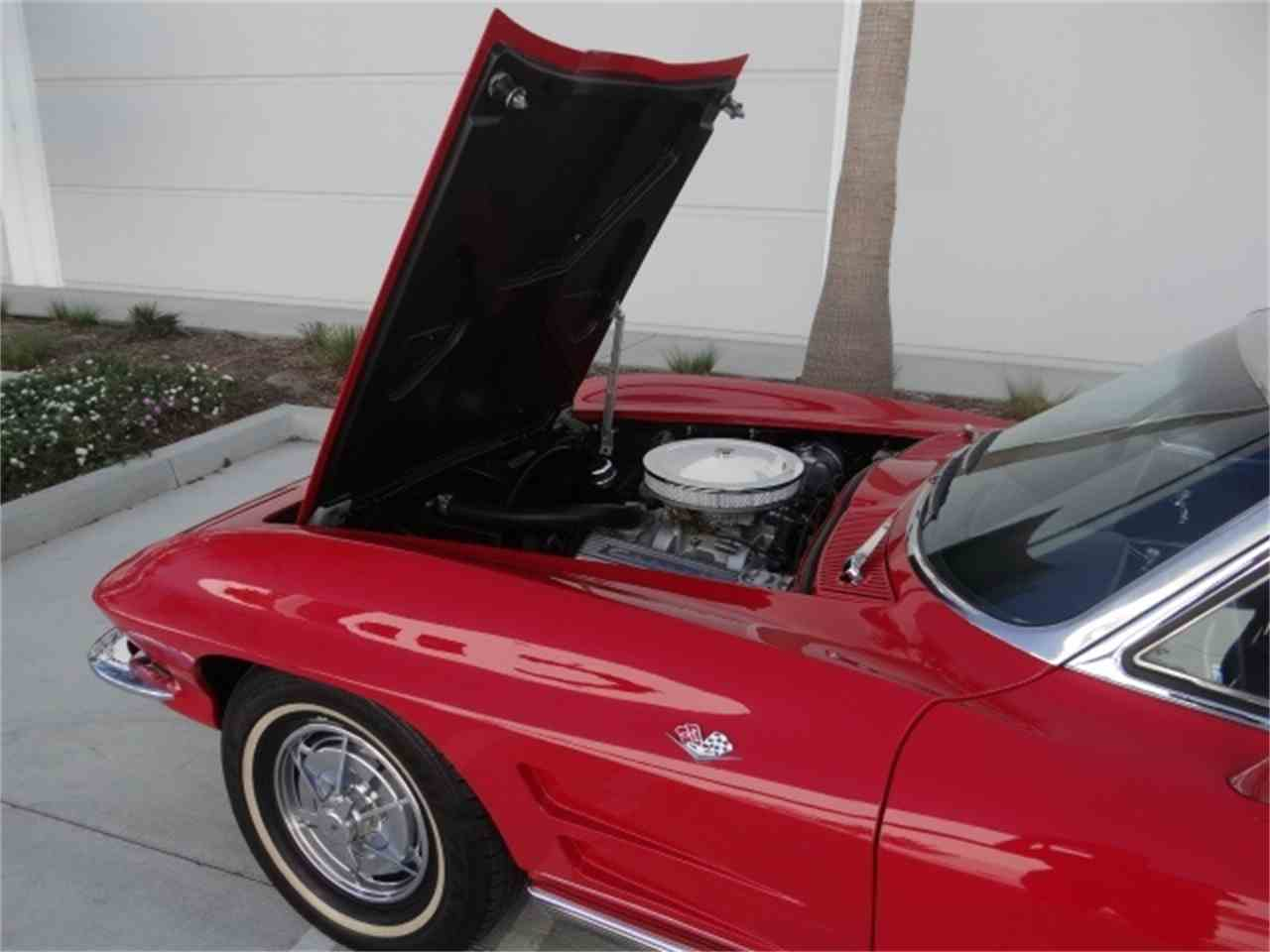 Large Picture of 1963 Chevrolet Corvette located in California - $49,900.00 Offered by West Coast Corvettes - MUAW