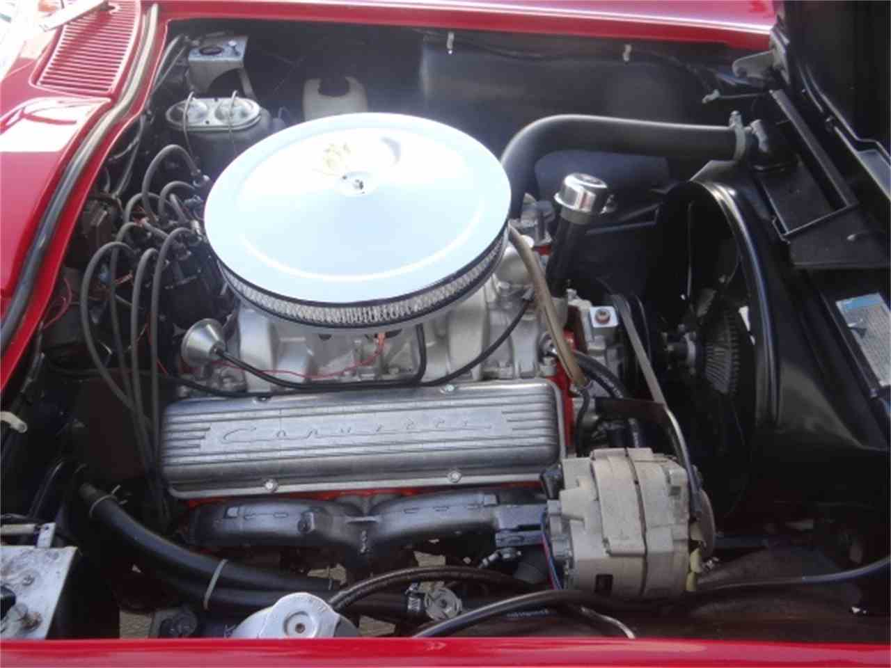 Large Picture of Classic '63 Chevrolet Corvette Offered by West Coast Corvettes - MUAW
