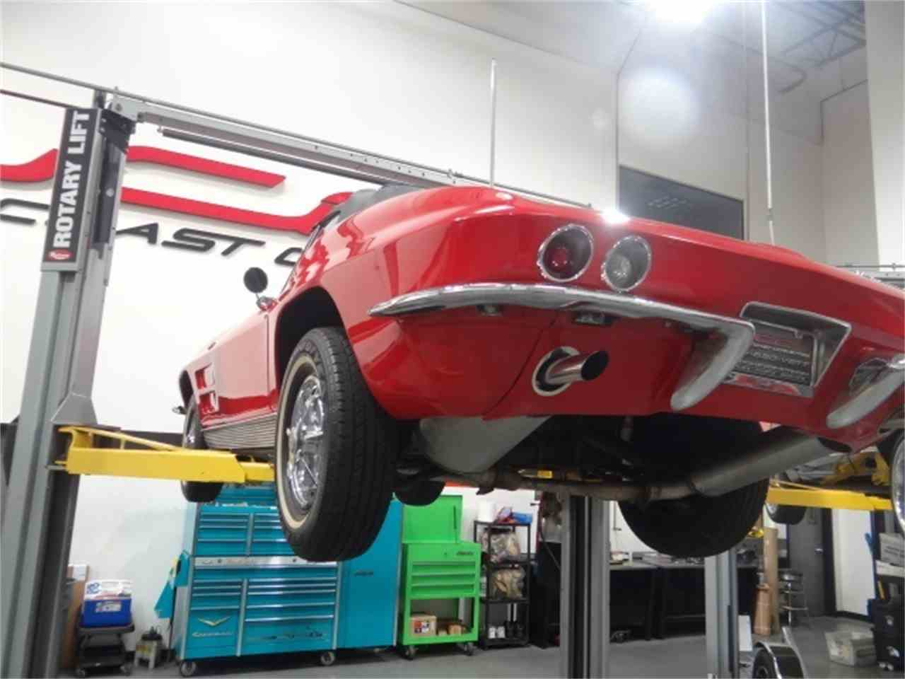 Large Picture of Classic 1963 Chevrolet Corvette located in California Offered by West Coast Corvettes - MUAW