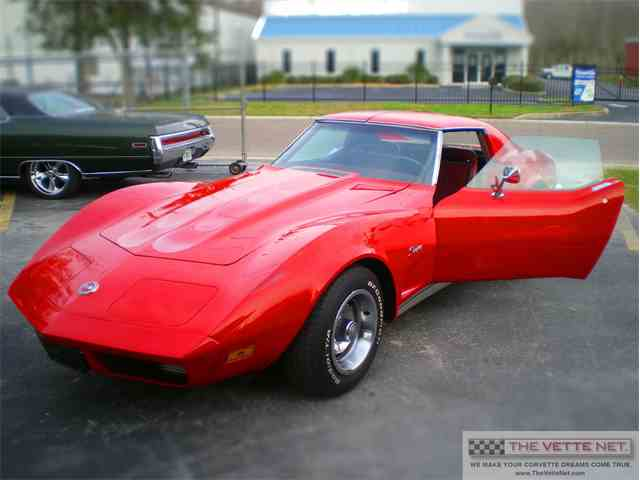 Picture of '73 Corvette - MUB7