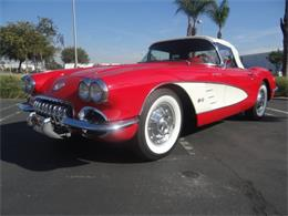 Picture of '58 Corvette - MUB9