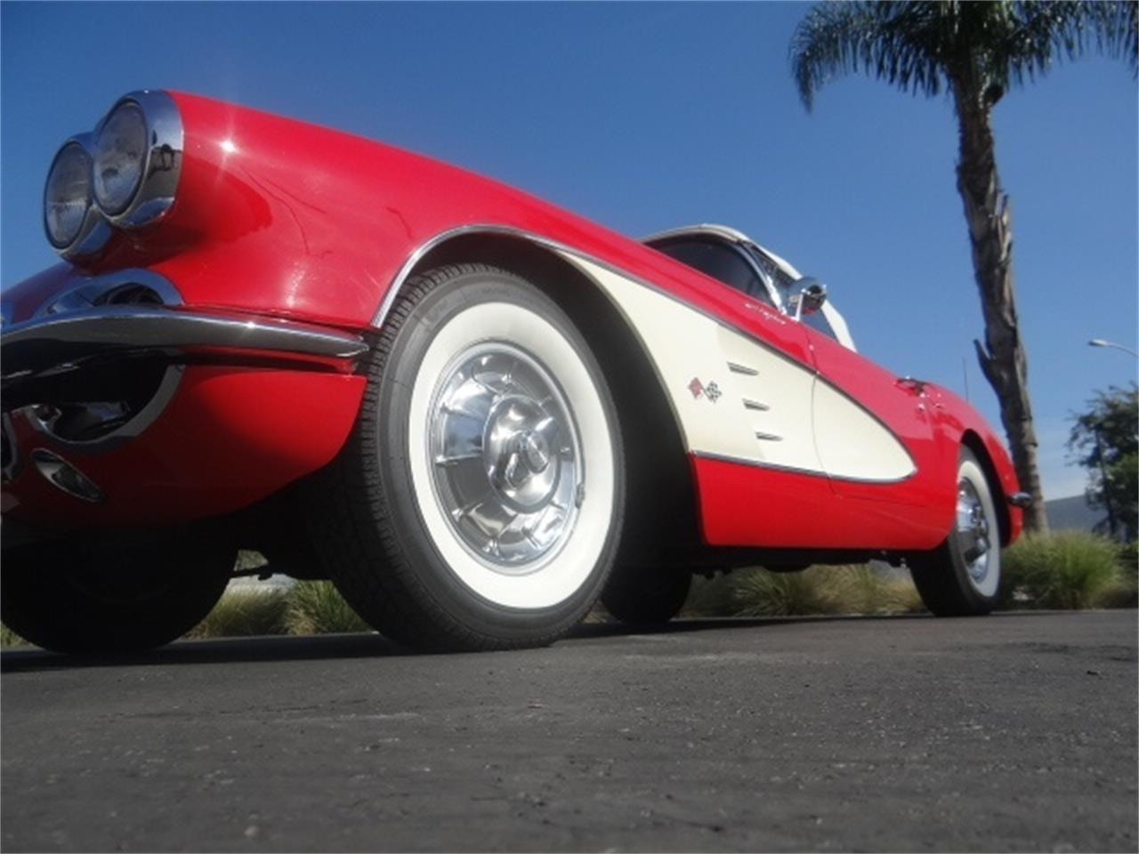 Large Picture of '58 Corvette - MUB9