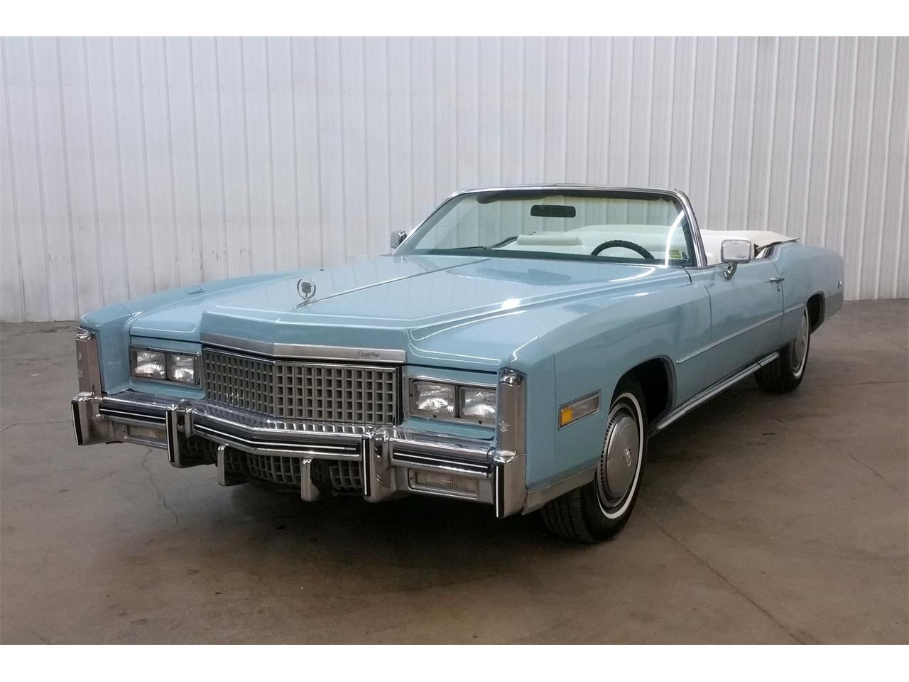 El Dorado Blue Card >> 1975 Cadillac Eldorado for Sale | ClassicCars.com | CC-1065727