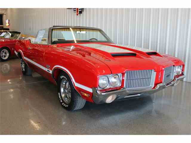 Picture of '71 Cutlass - MUBS