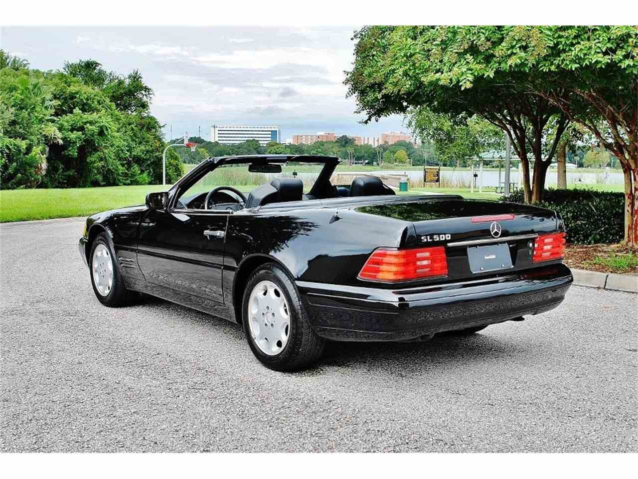 Large Picture of 1997 500SL located in Lakeland Florida Auction Vehicle - MUD5