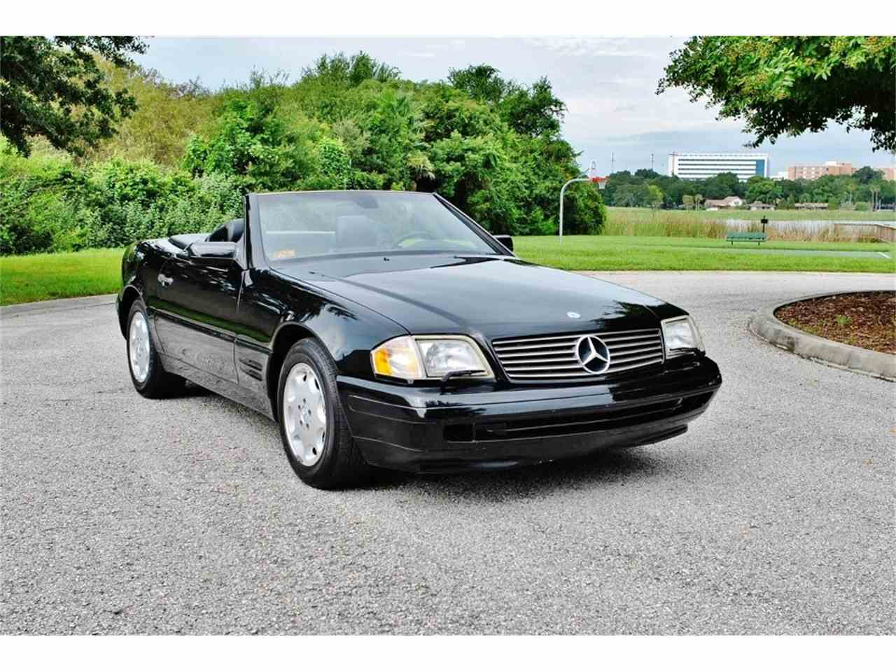 Large Picture of 1997 Mercedes-Benz 500SL Auction Vehicle - MUD5