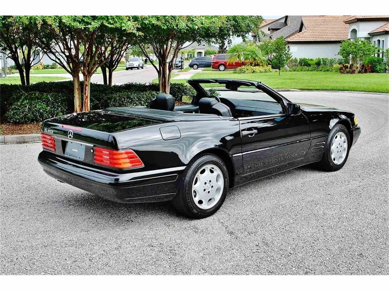 Large Picture of '97 500SL located in Lakeland Florida Auction Vehicle - MUD5