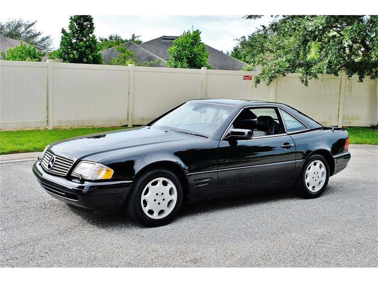 Large Picture of '97 500SL - MUD5