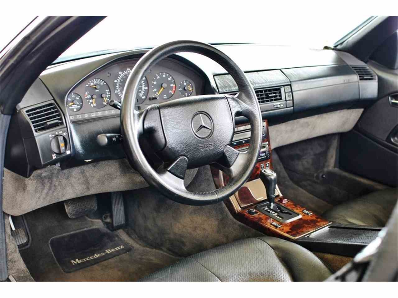 Large Picture of 1997 500SL Offered by Carlisle Auctions - MUD5