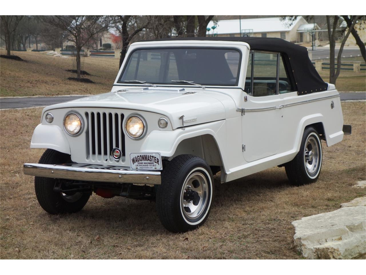 Jeep Commando For Sale >> For Sale 1968 Jeep Commando In Kerrville Texas
