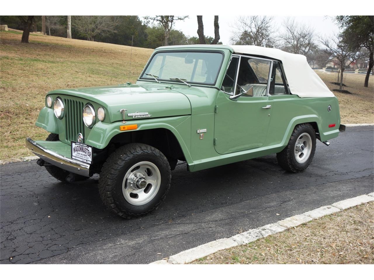 Jeep Commando For Sale >> For Sale 1971 Jeep Commando In Kerrville Texas