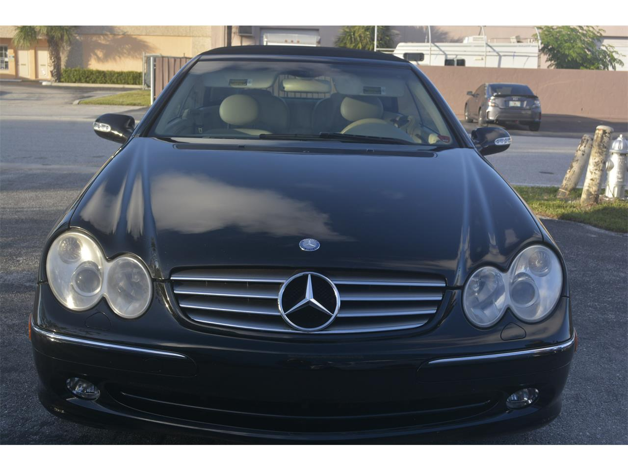 Large Picture of 2004 CLK320 located in Boca Raton Florida Offered by Show Cars of Boca Raton - MUDS
