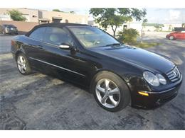 Picture of 2004 Mercedes-Benz CLK320 located in Boca Raton Florida Offered by Show Cars of Boca Raton - MUDS