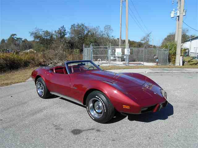 Picture of '75 Corvette - MUDY