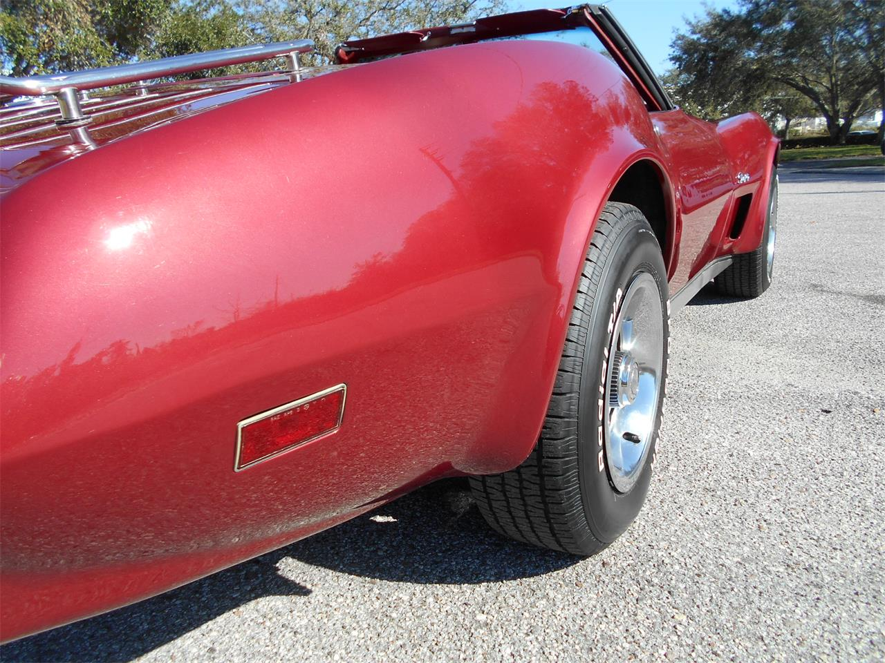 Large Picture of 1975 Chevrolet Corvette Offered by Great American Motor Mart - MUDY