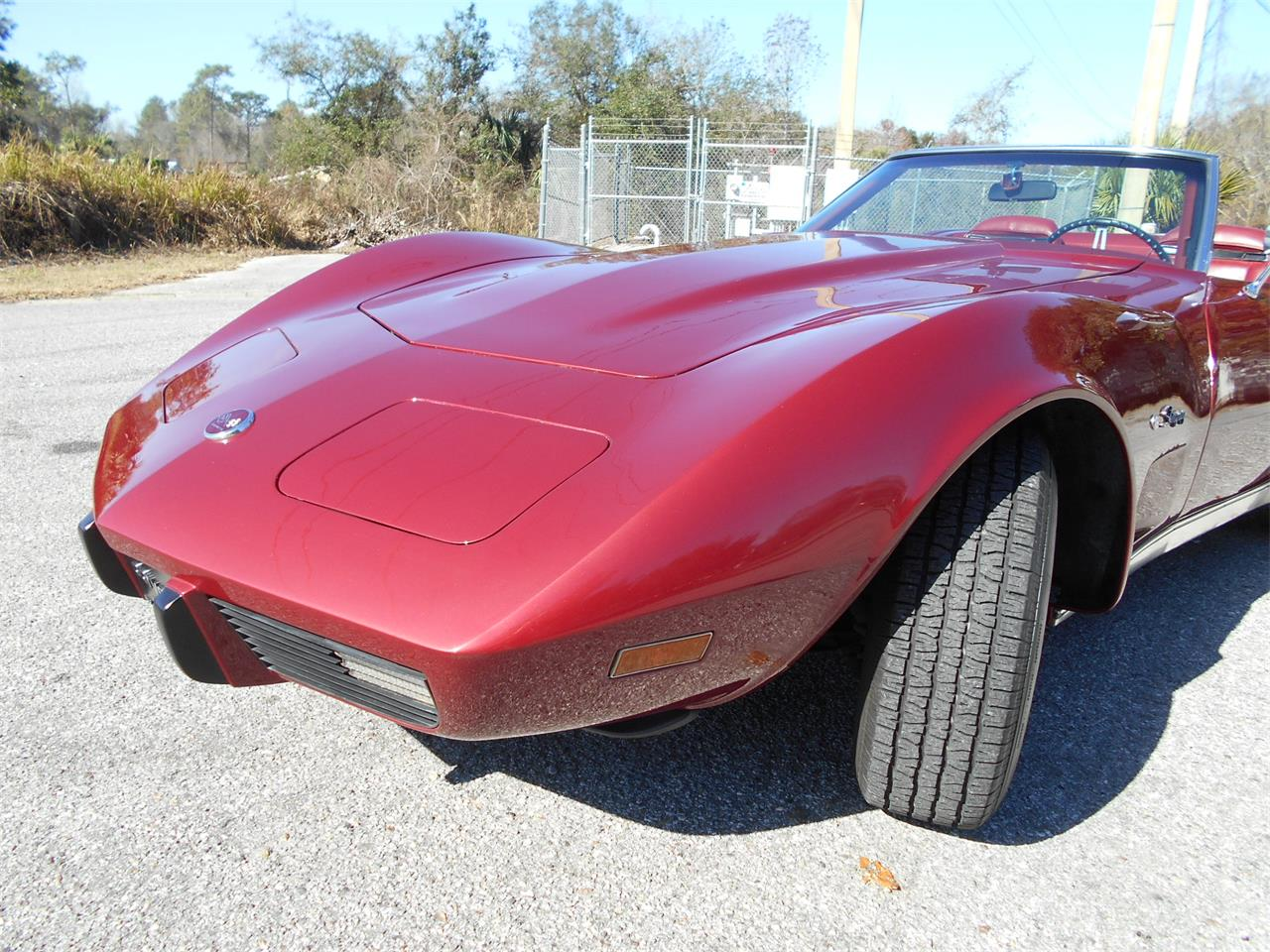 Large Picture of '75 Chevrolet Corvette located in Apopka Florida - $21,900.00 - MUDY