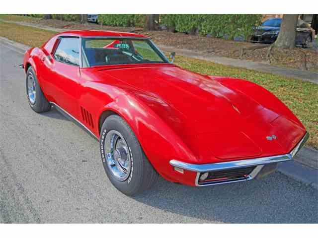 Picture of '68 Corvette - MUE1
