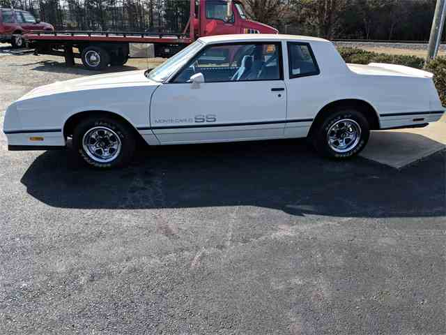 Picture of '84 Chevrolet Monte Carlo SS Offered by a Private Seller - MUEA