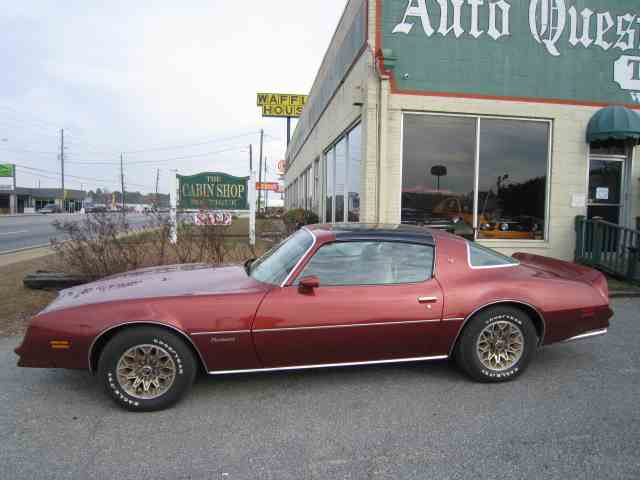 Picture of '78 Firebird - MUEL