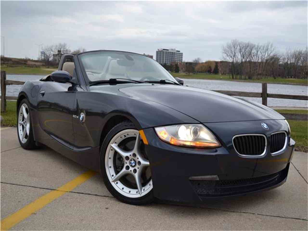 2006 Bmw Z4 For Sale Classiccars Com Cc 1065844