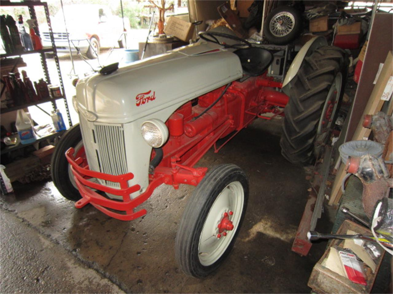 Ford N Tractor Std
