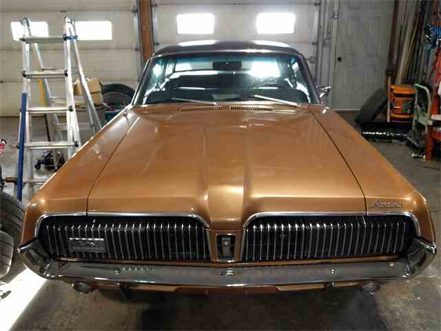 Picture of Classic 1967 Mercury Cougar located in Alberta Offered by a Private Seller - MUF9