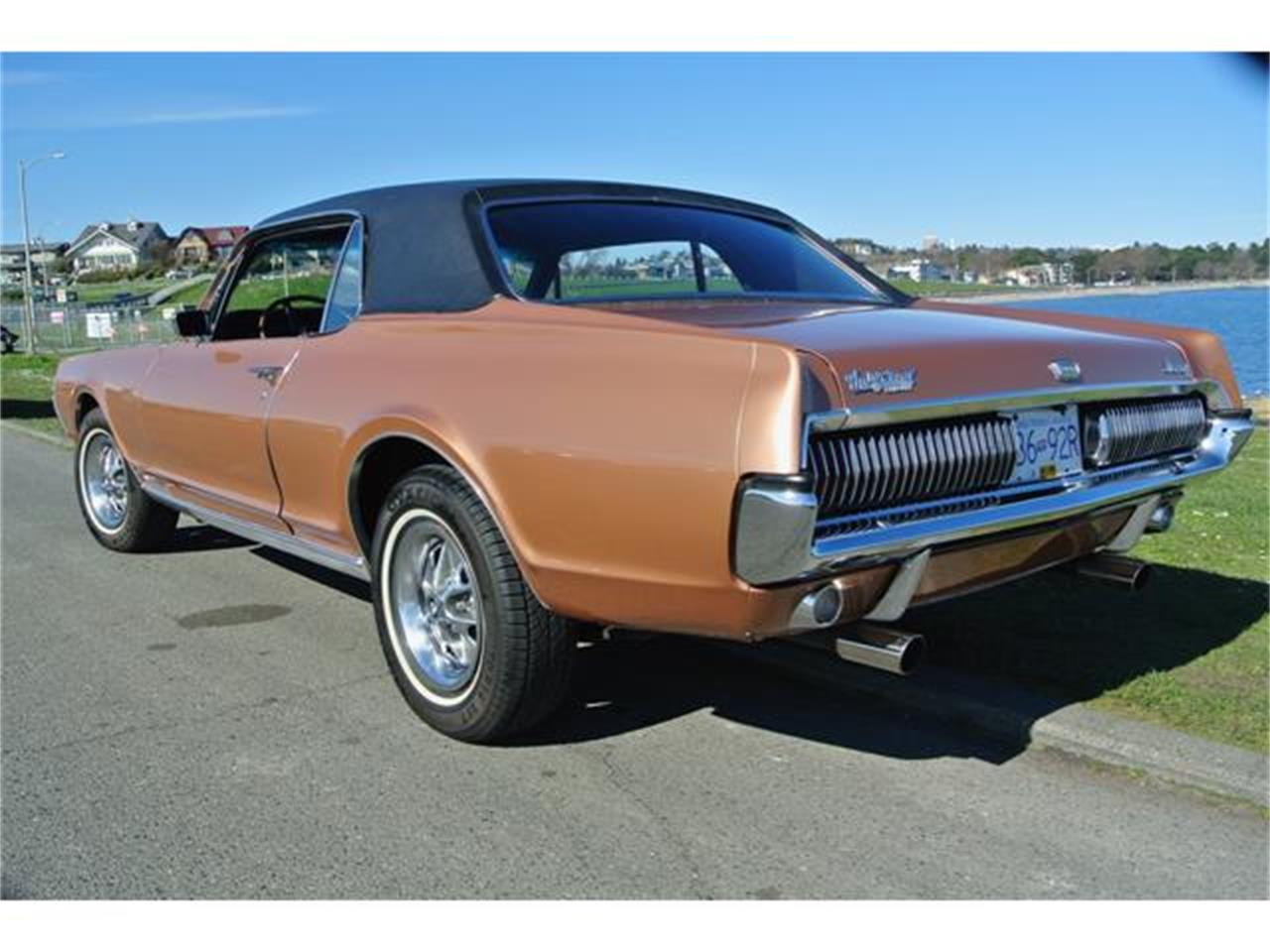 Large Picture of Classic '67 Mercury Cougar - $30,000.00 Offered by a Private Seller - MUF9