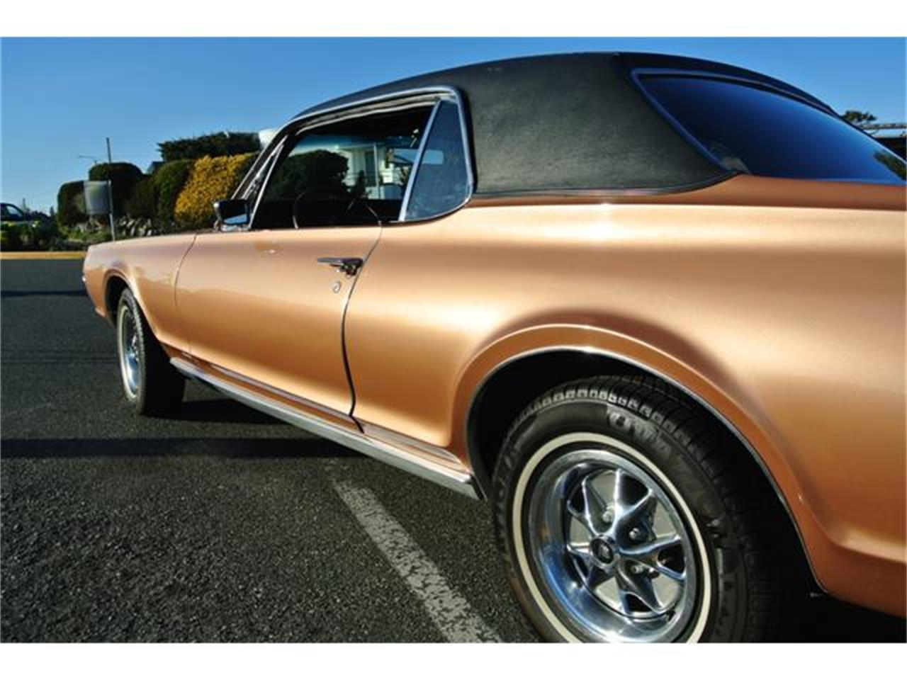 Large Picture of Classic '67 Cougar located in Victoria British Columbia - $30,000.00 Offered by a Private Seller - MUF9