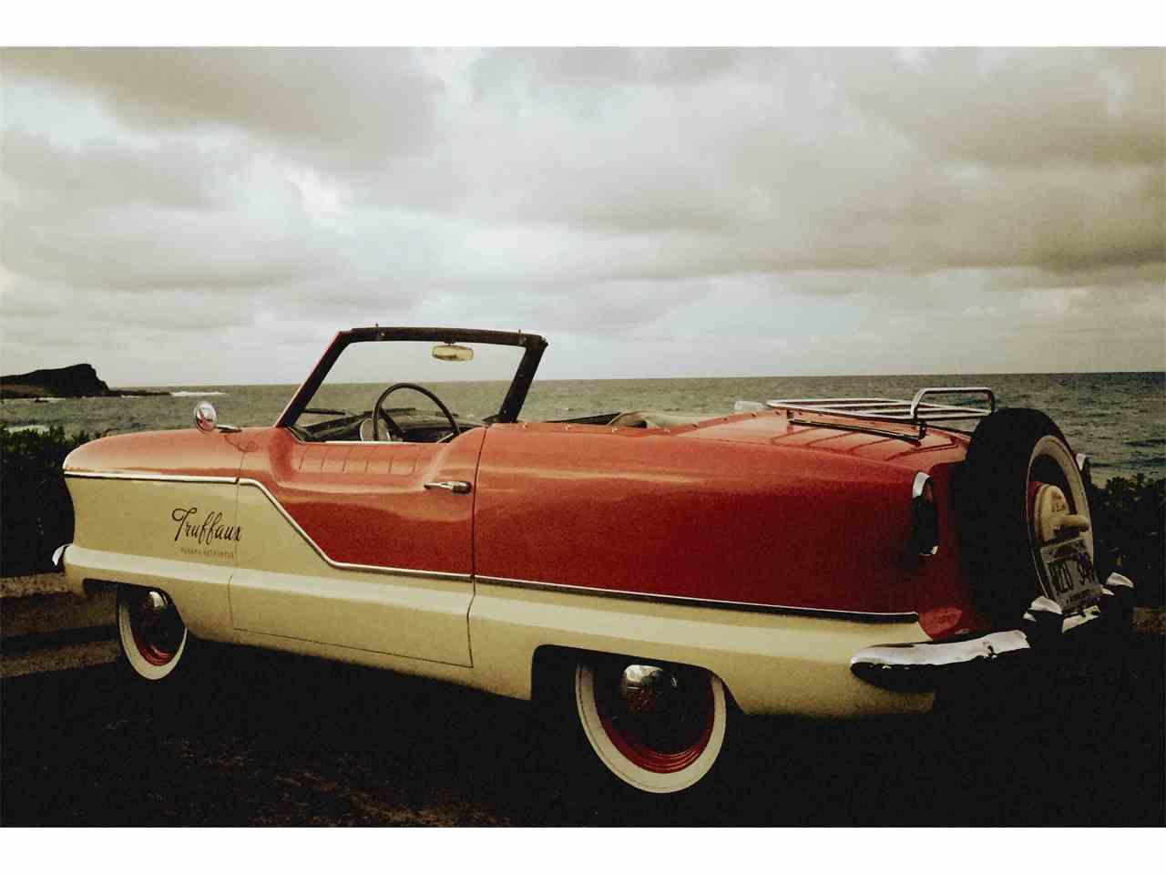 1958 Nash Metropolitan for Sale | ClassicCars.com | CC-1065862