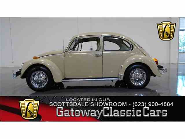 Picture of 1974 Volkswagen Beetle - $10,595.00 Offered by Gateway Classic Cars - Scottsdale - MUFV