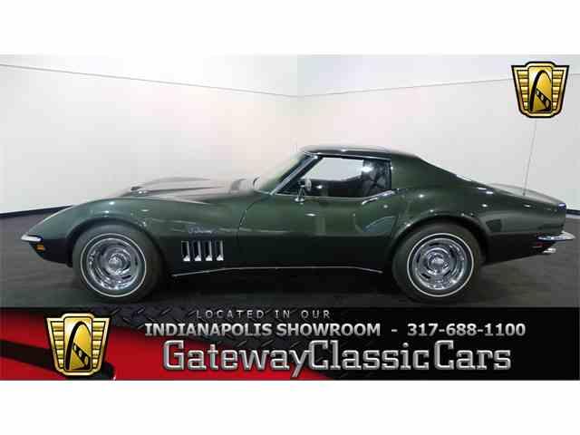 Picture of Classic 1969 Chevrolet Corvette located in Indianapolis Indiana - MUG1