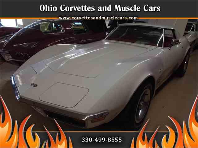 Picture of '72 Corvette - MUG4