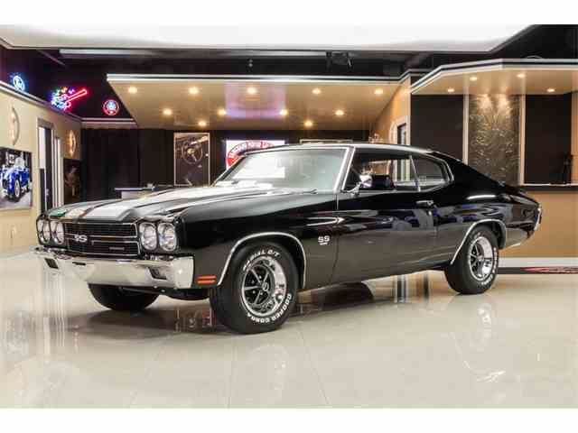 Picture of '70 Chevelle SS - MUG9