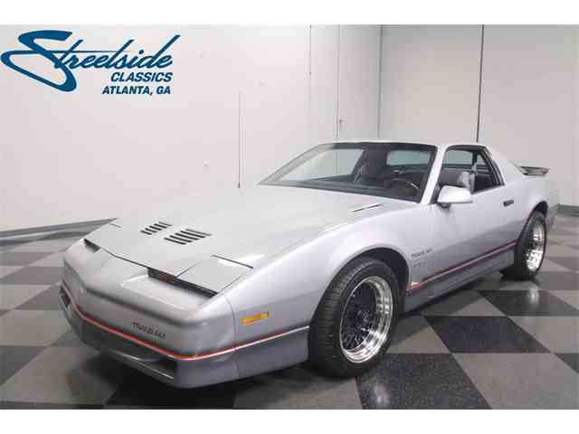 Picture of '85 Firebird Trans Am located in Lithia Springs Georgia Offered by Streetside Classics - Atlanta - MUGB