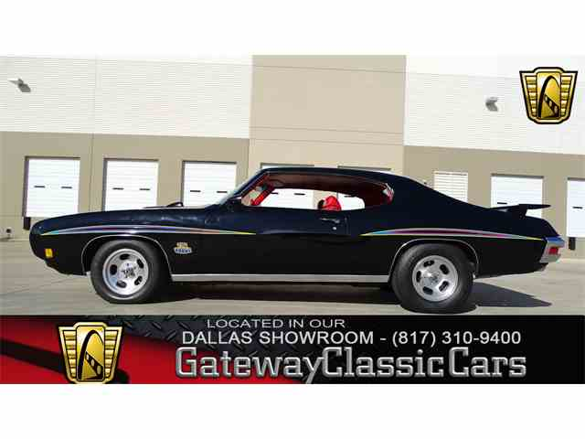 Picture of Classic 1970 Pontiac GTO located in DFW Airport Texas - $68,000.00 Offered by  - MUGE