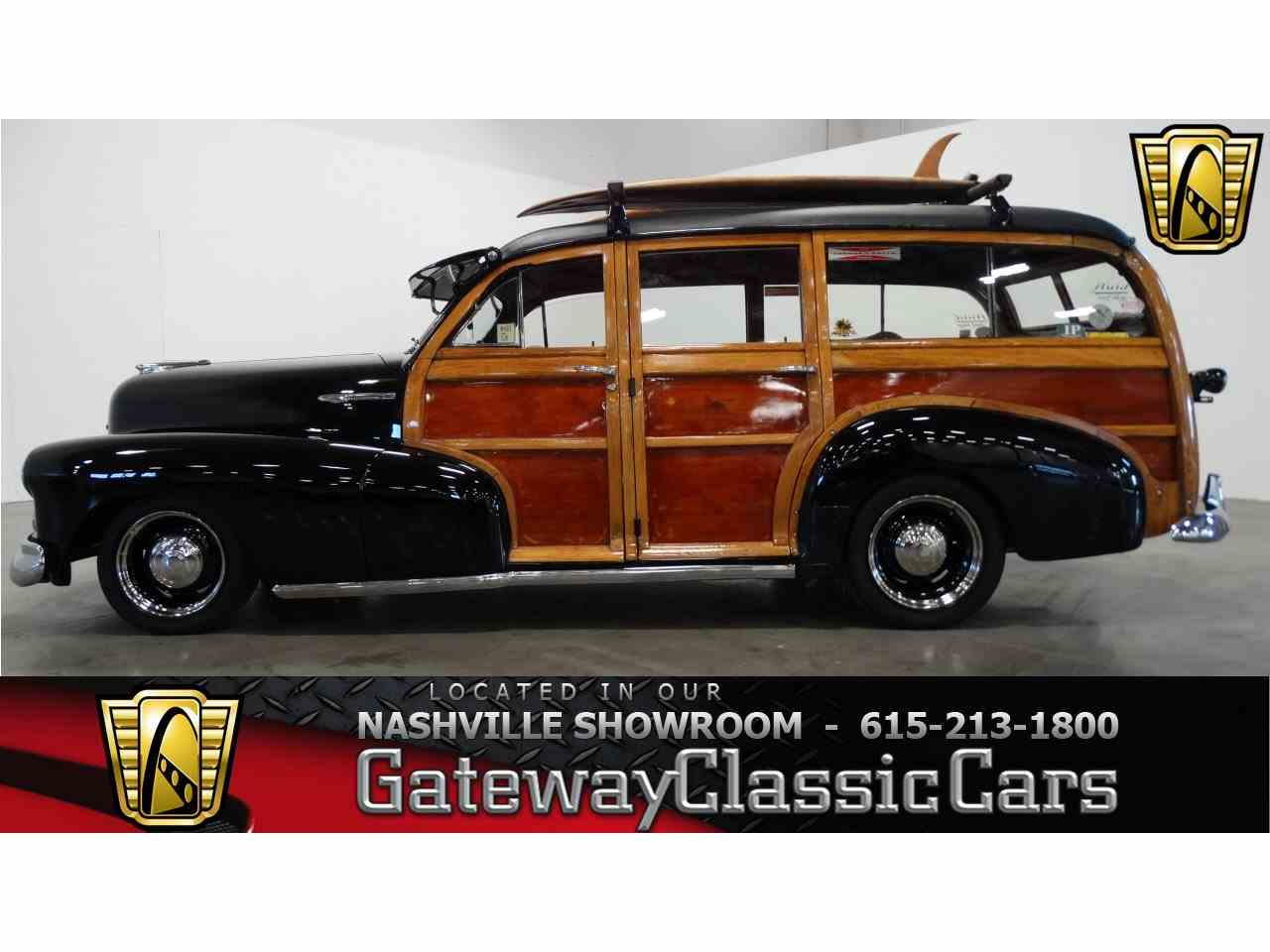 1947 Chevrolet Fleetmaster for Sale | ClassicCars.com | CC-1065932