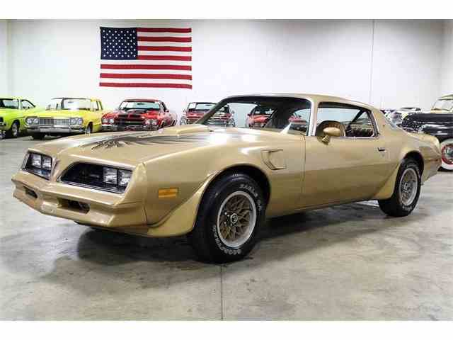 Picture of '78 Firebird Trans Am - MUI8