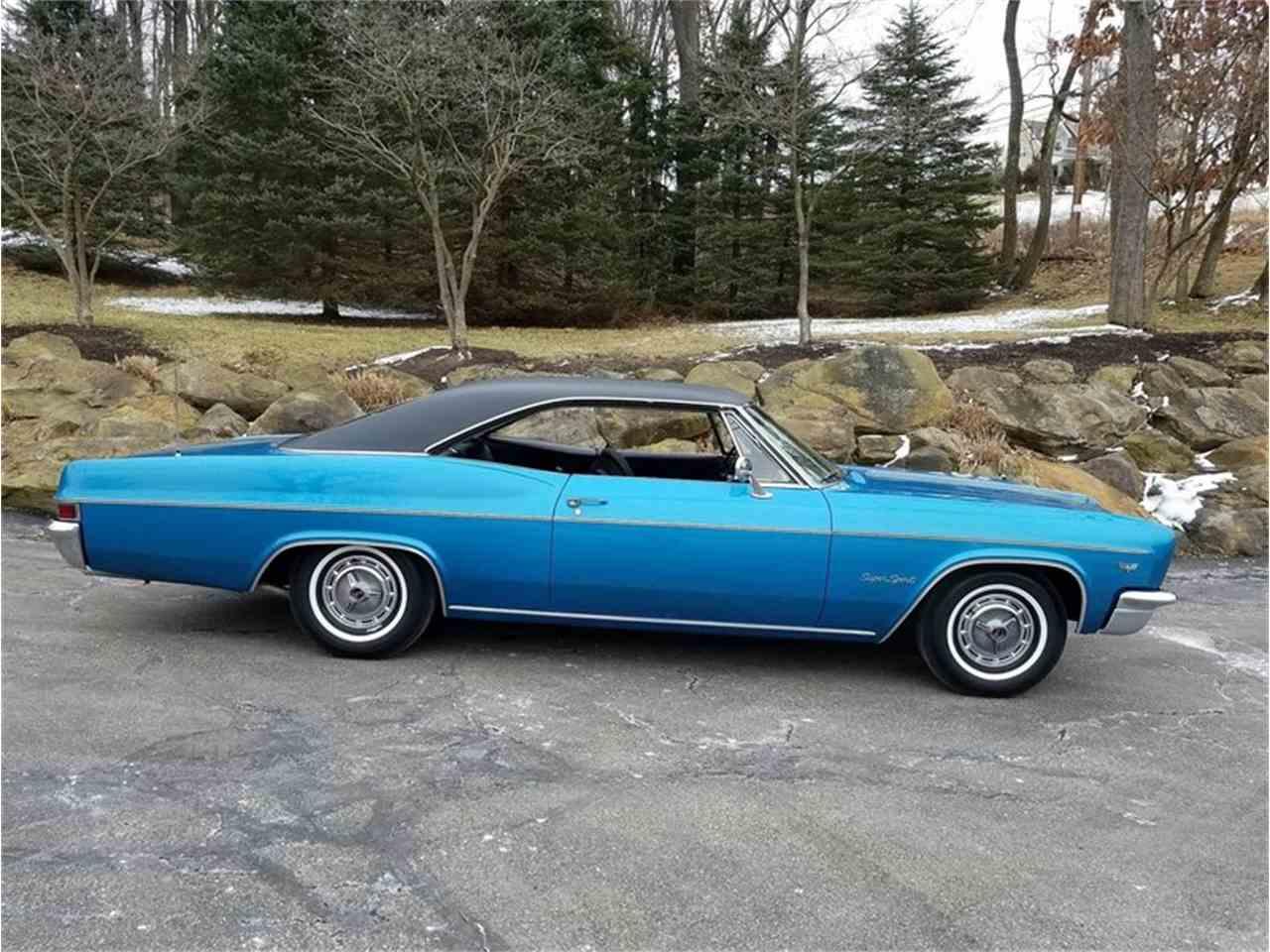 1966 chevrolet impala ss for sale cc 1065972. Black Bedroom Furniture Sets. Home Design Ideas
