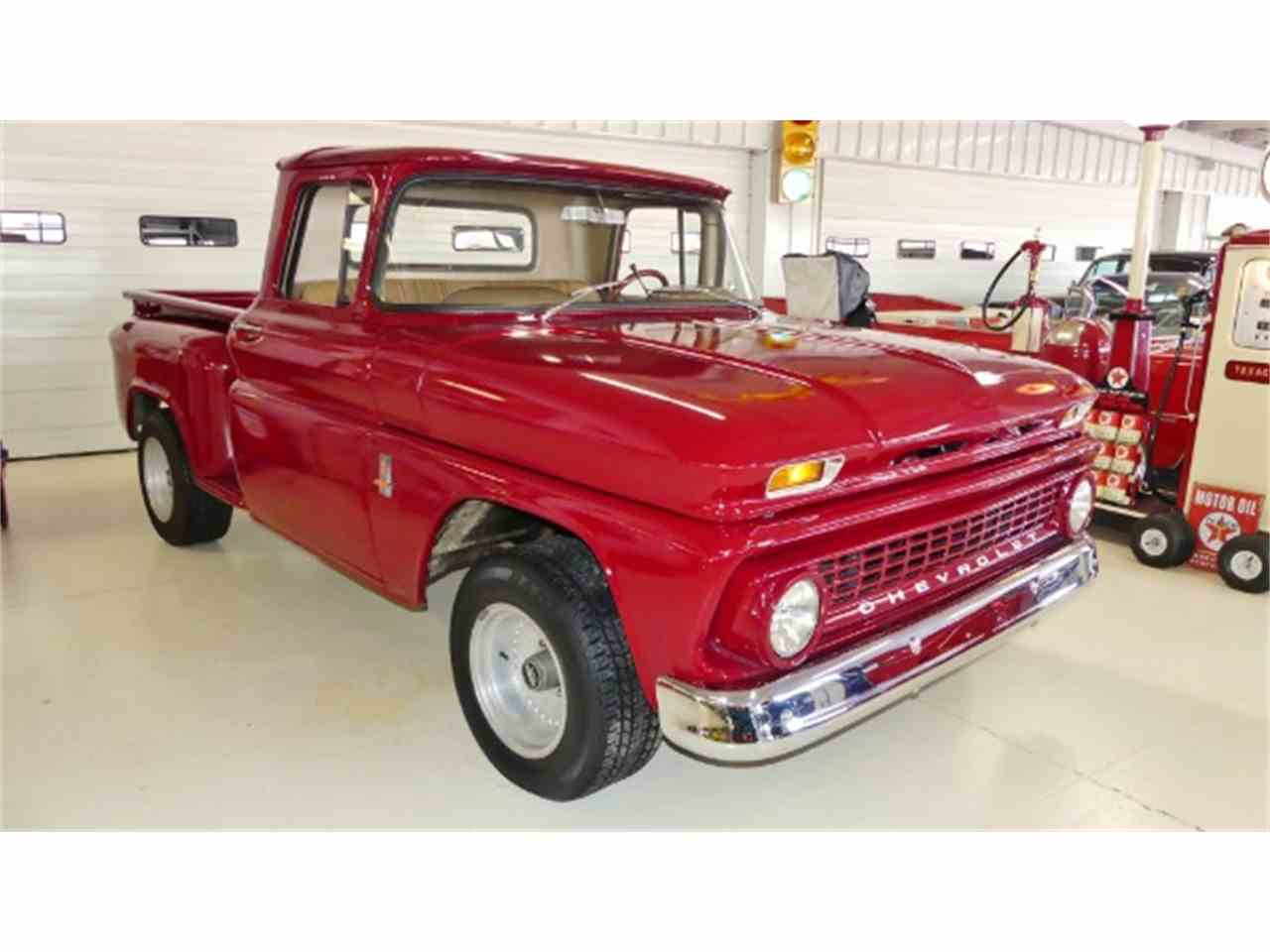 1963 chevrolet c k 10 for sale cc 1065978. Black Bedroom Furniture Sets. Home Design Ideas