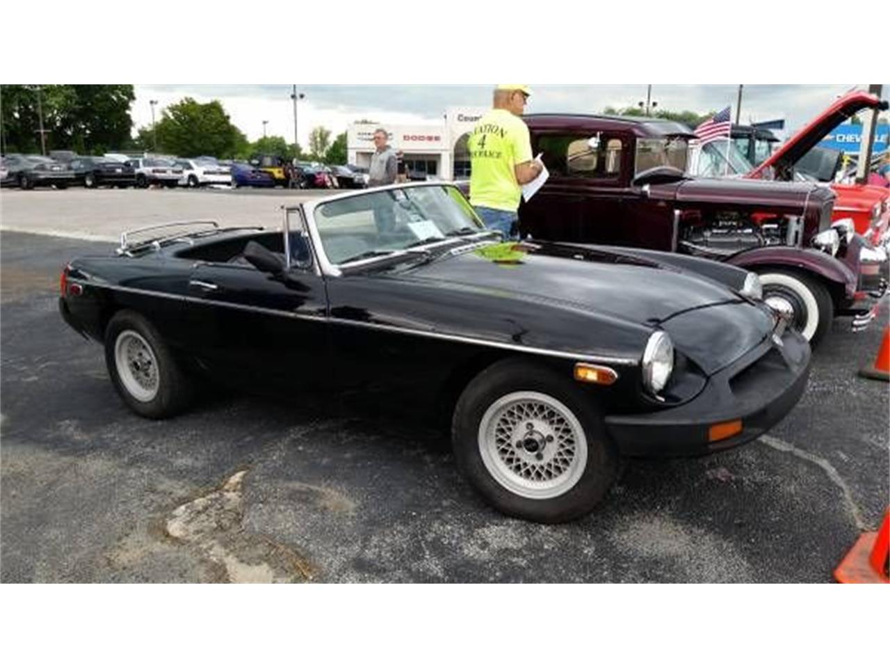 For Sale: 1975 MG MGB in Cadillac, Michigan
