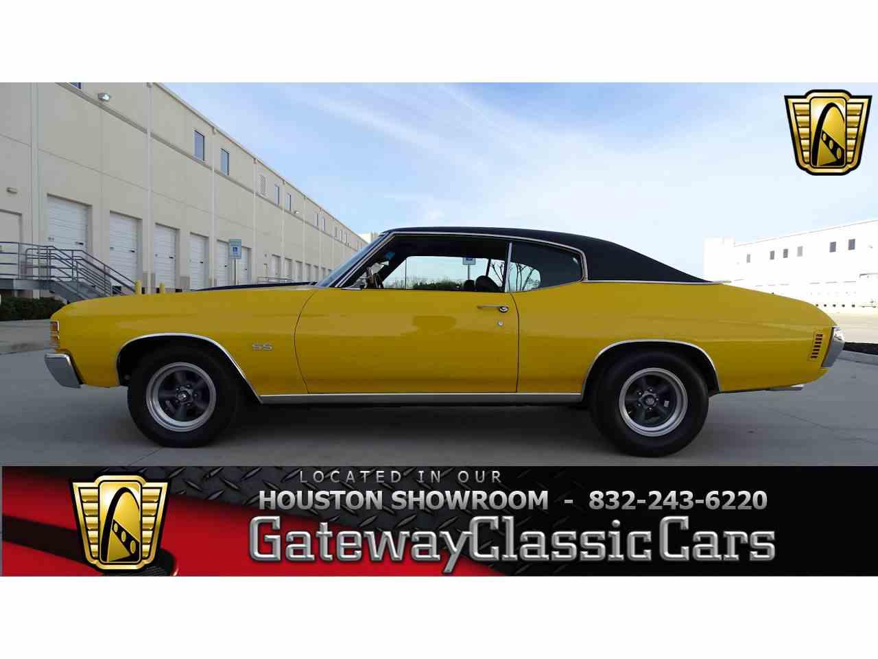 1971 Chevrolet Chevelle for Sale | ClassicCars.com | CC-1065998