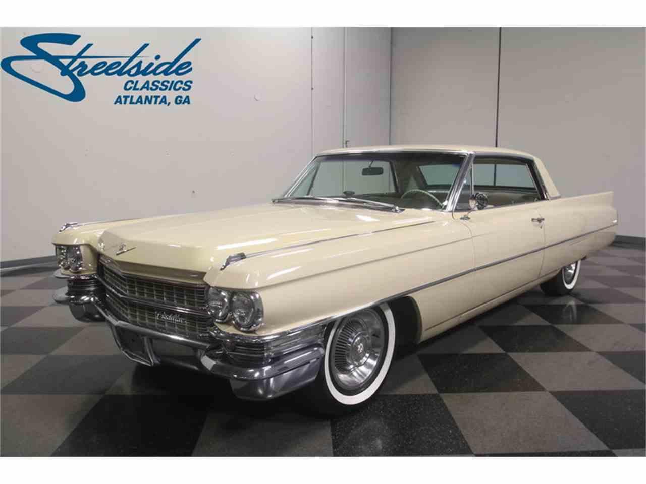 1963 Cadillac Coupe DeVille for Sale | ClicCars.com | CC-1066019