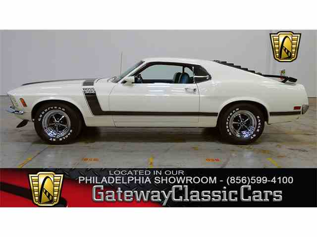 Picture of 1970 Mustang - $95,000.00 Offered by Gateway Classic Cars - Philadelphia - MUK1