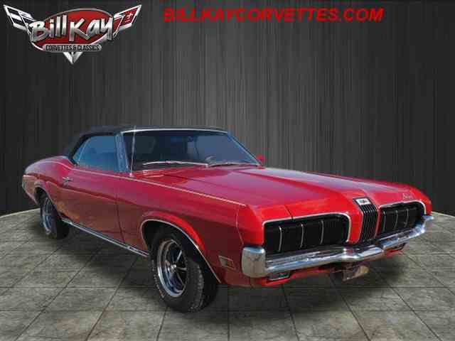 Picture of 1970 Cougar located in Illinois - MUKU