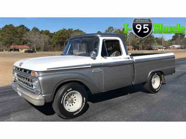 Picture of '65 F100 - MULD