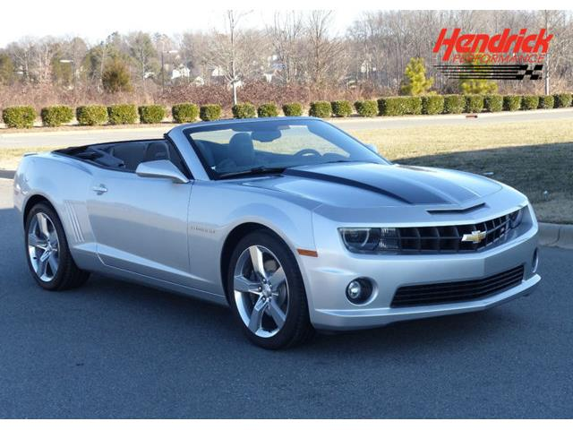 Picture of '11 Camaro RS/SS - MULM