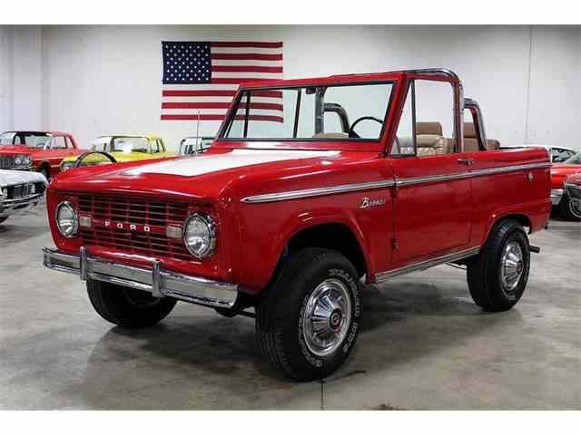 Picture of '66 Bronco - MULY