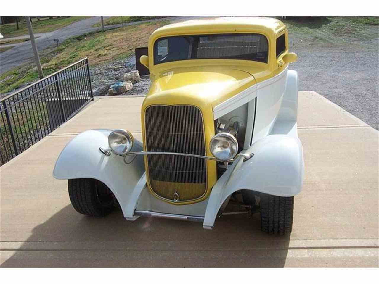 1932 Ford Tudor for Sale | ClassicCars.com | CC-1066106