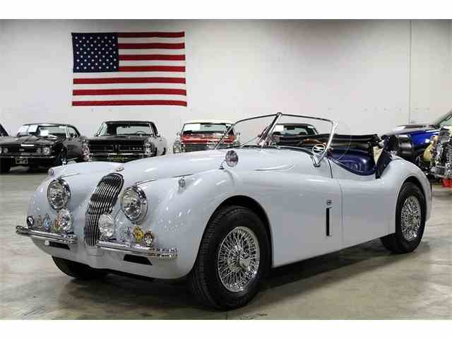 Picture of '52 XK120 - MUMI
