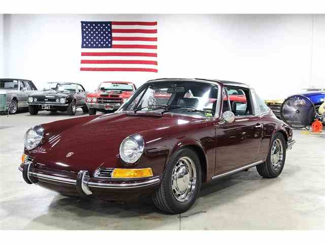 Picture of 1969 911 located in Michigan - $87,900.00 Offered by GR Auto Gallery - MUMK
